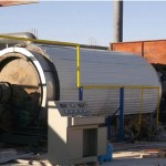 10T Waste Plastic To Oil Plant For Sale