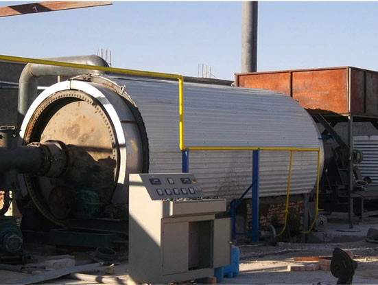 Waste Plastic To Oil Plant For Sale