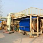 Abattoir's pyrolysis plant bucks methane power-making trend
