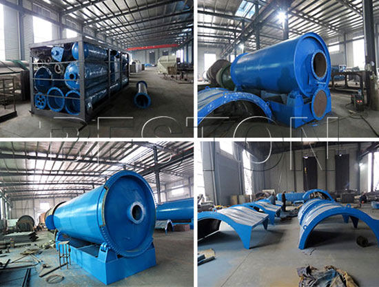 Small Mini Pyrolysis Plant for Sale