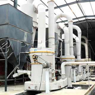 BMF-20 carbon black processing machine