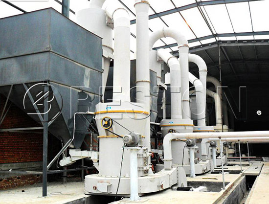 BMF-20 carbon black processing machine