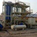 Diesel From Plastic Waste