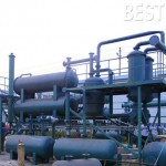Plastic To Diesel Production Line