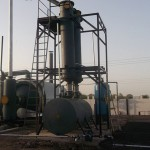 Pyrolysis Plant For Plastic Waste With Capacity 6T/D