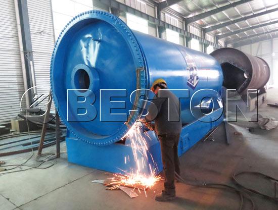 Plastic To Oil Machine For Sale   Price   Beston Machinery