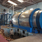 Waste Plastic Pyrolysis Plant In India