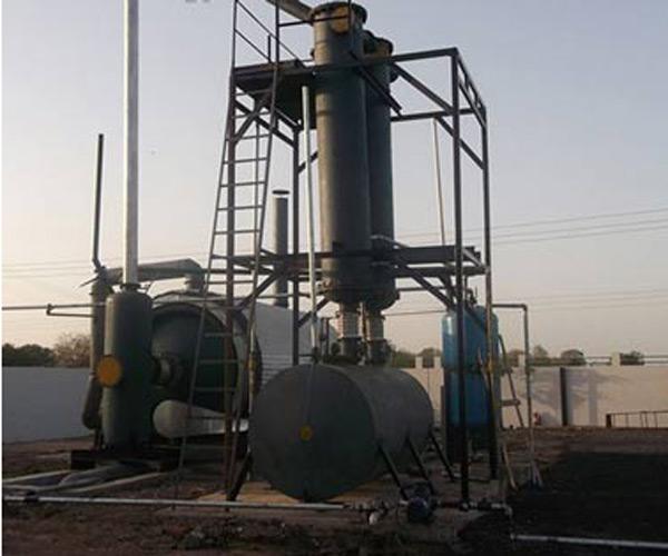 Beston pyrolysis plant for sale