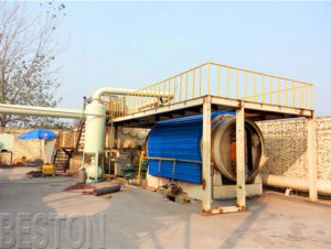 small plastic-recycling-plant