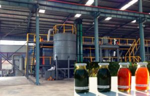 Conversion Of Waste Plastic Into Fuel