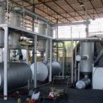 KNUST students manufacture machine that converts plastic waste into bio-diesel