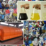 Mexican inventor discovers how to convert plastic garbage into combustible fuel