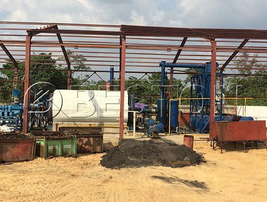 Plastic Waste Recycling Plant In Nigeria
