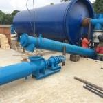 BLJ-10 Plastic Pyrolysis Plant In Nigeria