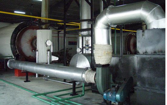 Plastic to Fuel Plant