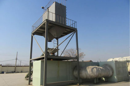 BLL-50 BLL-30 continuous pyrolysis plant