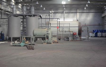 Plastic to Oil Conversion Machine
