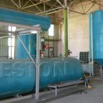 Waste Oil Distillation Machine Was Successfully Installed In Ukraine