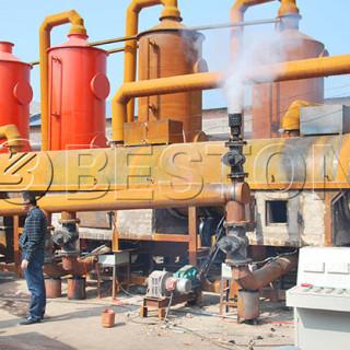 Beston Charcoal Making Machine