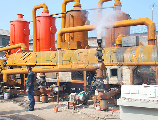 Beston Charcoal Equipment