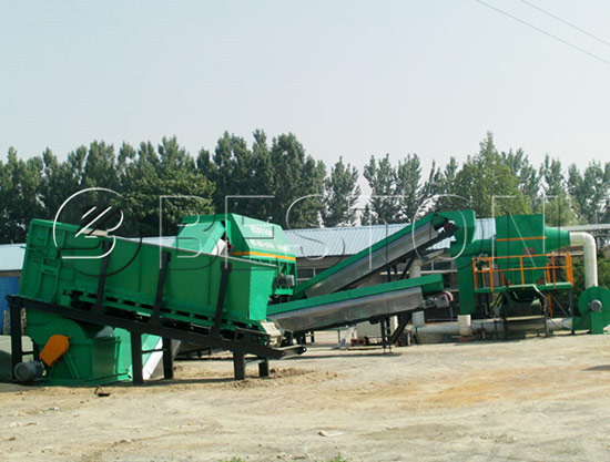 Garbage Sorting Machine