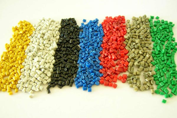 End Products-Plastic Particles