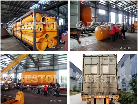 Beston machinery has opened up a new market in Indonesia
