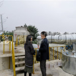 Mr.Lee From Korea Visited Beston Pyrolysis Plant