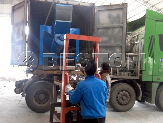 Plastic Granulator Will Be Shipped To Trinidad and Tobago