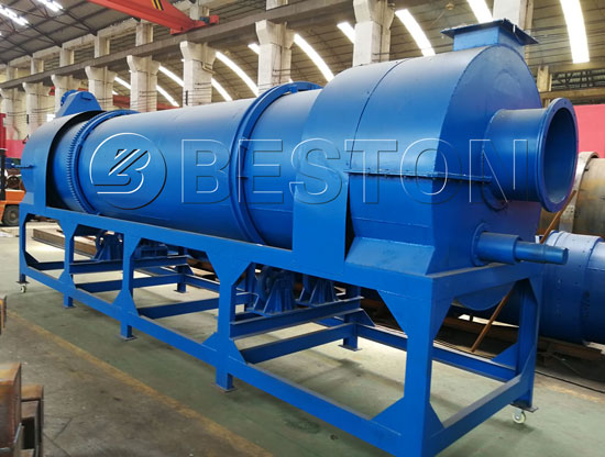 Beston carbonization equipment