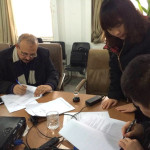 The Egyptian Customer Has Signed An Agency Agreement With Our Company