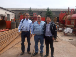 The US Customers Visited Beston Carbonation Equipment