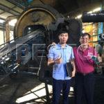 Beston Pyrolysis Plant Runs Well in Indonesia
