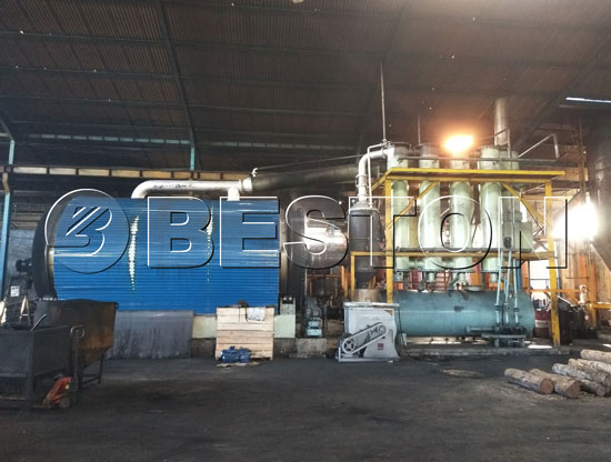 Waste Plastic To Fuel Oil Plant for Sale - Plastic Into Fuel Machine
