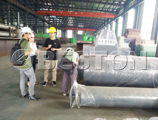 Plastic Pyrolysis Plant for Sale in Singapore