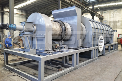 Charcoal Making Machine Manufacturer