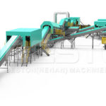 Workings Of Municipal Solid Waste Sorting Machine