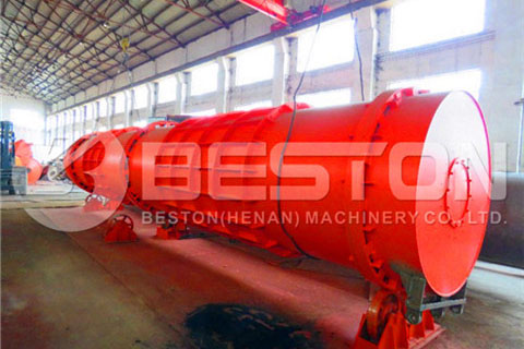 Charcoal Making Equipment from Beston