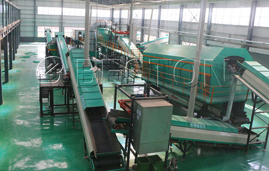 High-quality Waste Sorting Machine