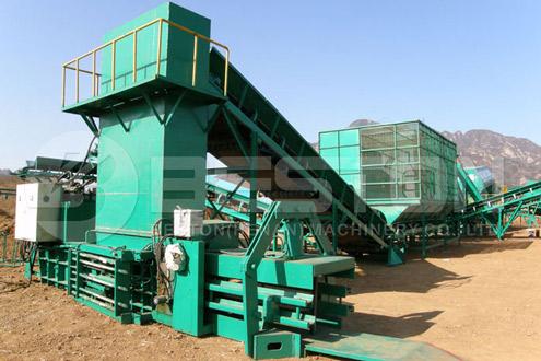 Beston Automatic Waste Segregation Machines for Sale