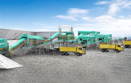 Good Municipal Solid Waste Management Plant from Beston