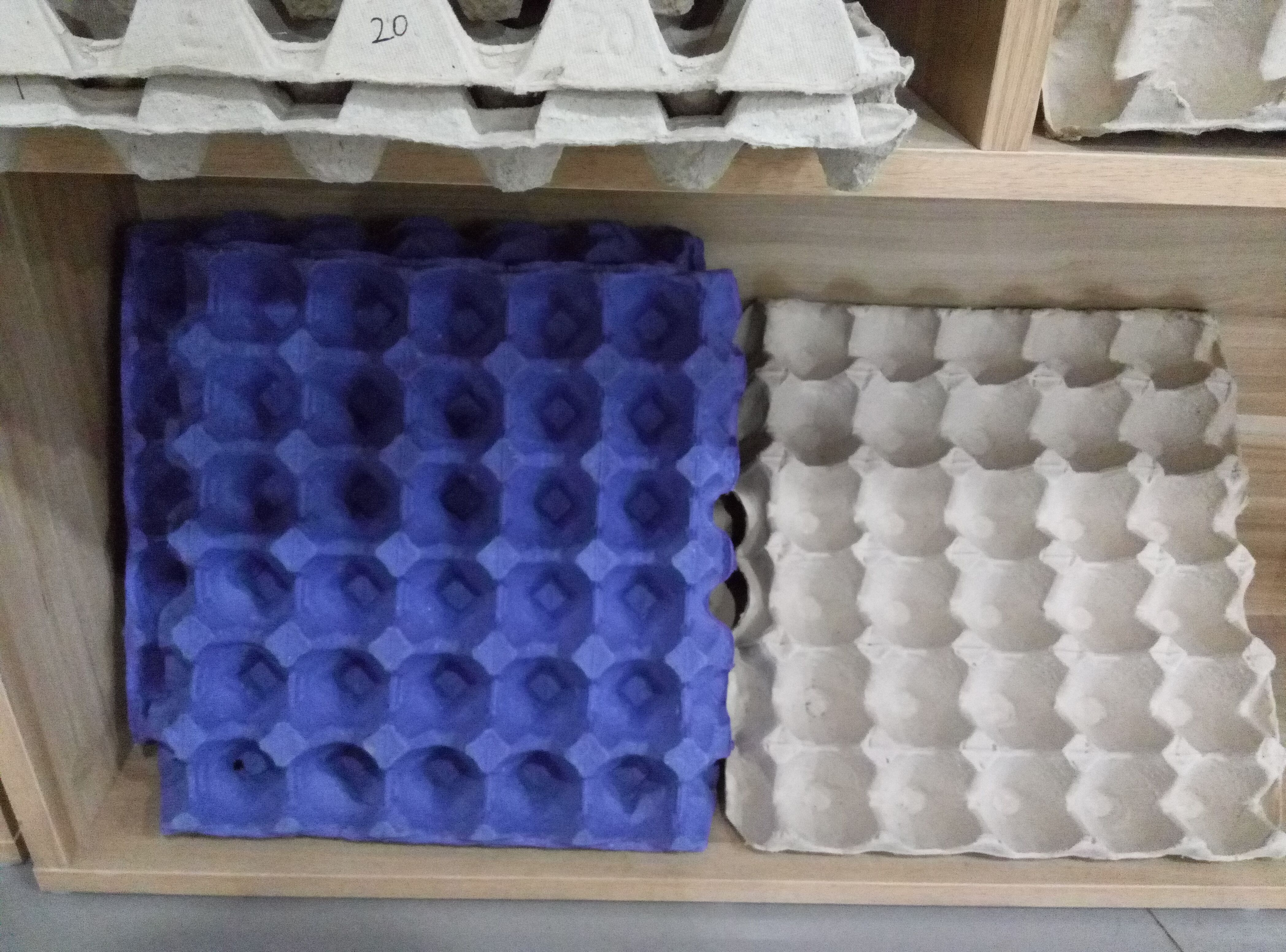 Paper Egg Tray Made by Beston Egg Tray Equipment